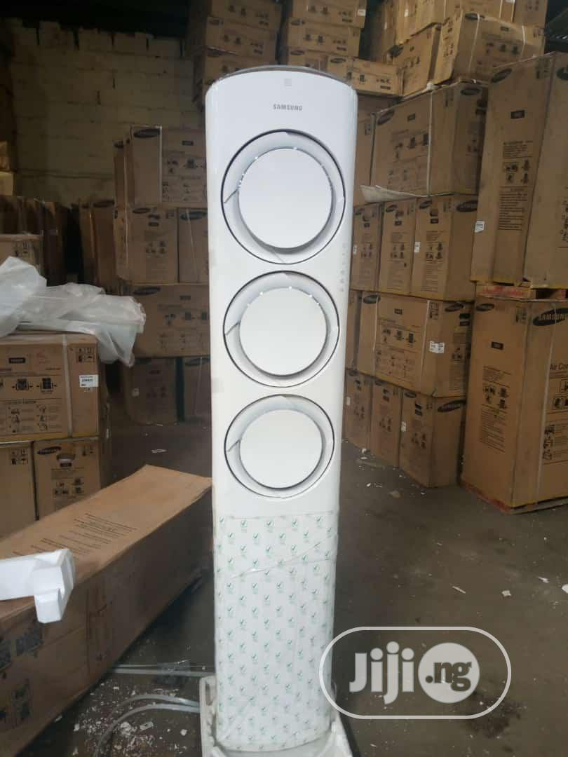 Brand New Samsung 5 Turn Floor Standing Ac With Warranty Also
