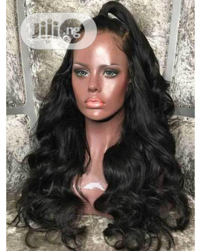 Archive: High Quality Human Hair Wig With Frontal