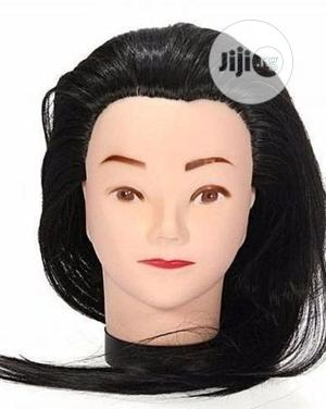 Dummy Wig Stand Mannequin Head With Hair. | Hair Beauty for sale in Lagos State, Lagos Island (Eko)