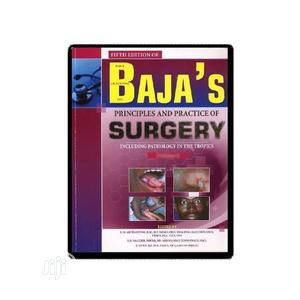 Baja's Principles & Practice Of Surgery Including Pathology In Tropics   Stationery for sale in Lagos State, Ajah