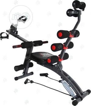 Body Fitness Six Pack Wonder Core Machine With Pedal | Sports Equipment for sale in Lagos State, Surulere