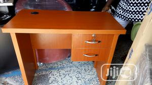 Brand New Imported Super Quality 3ft Office Table With Side Drawers.   Furniture for sale in Lagos State, Yaba