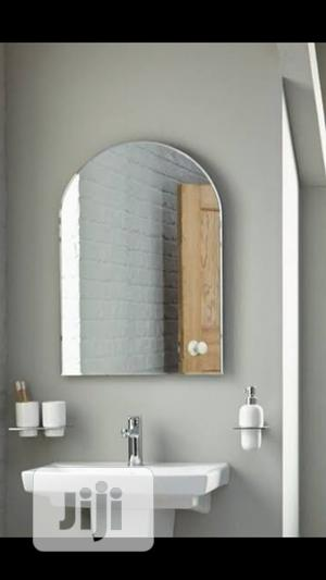 Arch Plain Mirror | Home Accessories for sale in Lagos State, Orile