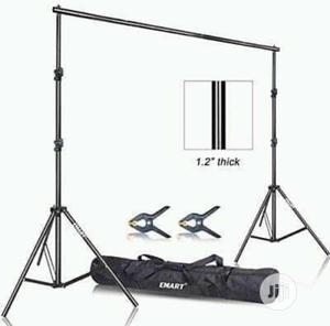 12ft X12ft Adjustable Photography Backdrop Stand | Accessories & Supplies for Electronics for sale in Lagos State, Ojo