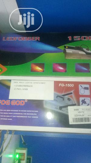 FOG Machine Or Smoke Machine | Stage Lighting & Effects for sale in Lagos State, Ojo