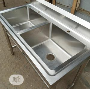 Double Bowl Sink   Restaurant & Catering Equipment for sale in Lagos State, Ojo