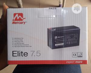 Mercury Ups Battery 12v 7.5AH | Computer Hardware for sale in Lagos State, Ikeja