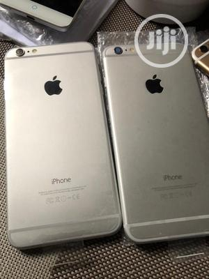 Apple iPhone 6 Plus 16 GB Silver | Mobile Phones for sale in Lagos State, Ifako-Ijaiye