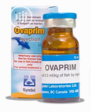 Overprim Injection For Fish | Pet's Accessories for sale in Lagos State, Surulere