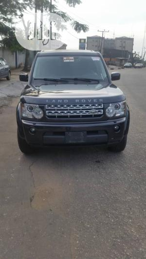 Land Rover LR4 2013 Gray   Cars for sale in Lagos State, Ojodu