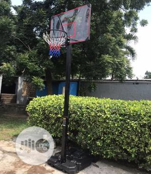 Portable Basketball Stand   Sports Equipment for sale in Abuja (FCT) State, Central Business District