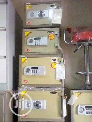 Brand New Imported Fire Proof Safe With Security Numbers And Key's | Safetywear & Equipment for sale in Lagos State, Ikoyi