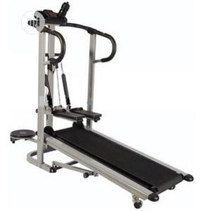 Manual Treadmill With a Stepper and Twister   Sports Equipment for sale in Lagos State, Maryland