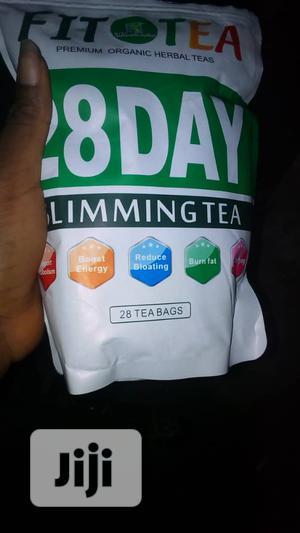 Slim/Flat Tummy 28 Day Detox Tea   Vitamins & Supplements for sale in Delta State, Warri