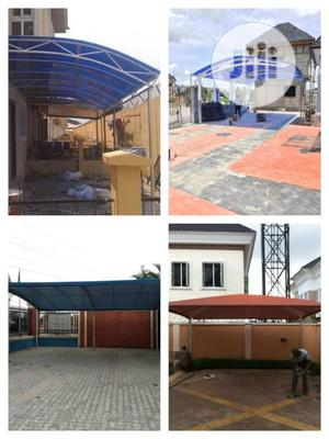 Tarpaulin Car Pack Material Quality   Building Materials for sale in Lagos State, Lagos Island (Eko)