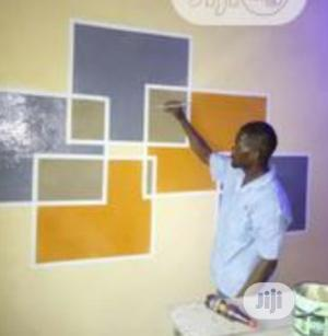 Painter, Designer - Homes Or Industrial Painting Art And Design | Building & Trades Services for sale in Lagos State, Ikeja