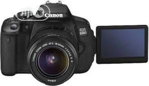 Canon EOS 650D Camera With 18-55mm Lens (London Used) | Photo & Video Cameras for sale in Lagos State, Ikeja