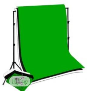 Mobile Studio Background (Adjustable) | Accessories & Supplies for Electronics for sale in Lagos State, Ikeja