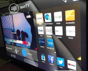"Bush 48"" Inches 4k UHD LED SMART TV | TV & DVD Equipment for sale in Lagos State, Ojo"