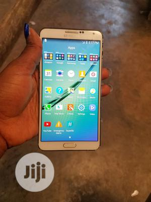 Samsung Galaxy Note 3 32 GB White   Mobile Phones for sale in Lagos State, Ikeja