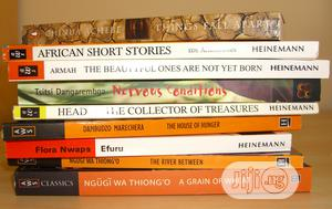 African Novel's   Books & Games for sale in Lagos State, Surulere