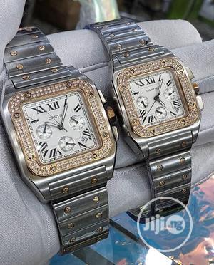 Designer Cartier Wrist Watch   Watches for sale in Lagos State, Lagos Island (Eko)