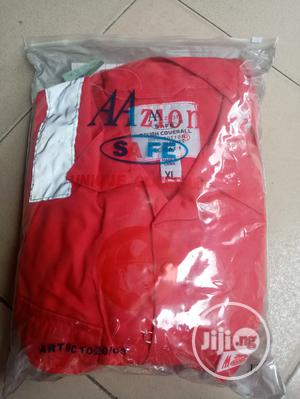 Safety Coverall With Reflective   Safetywear & Equipment for sale in Lagos State, Amuwo-Odofin