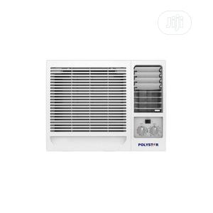 Polystar 1HP Window AC Without Remote (PV-9W)   Home Appliances for sale in Lagos State, Alimosho