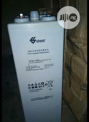 Shoto 600ah 2v Battery | Solar Energy for sale in Lagos State, Ojo