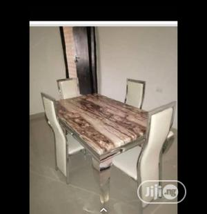 New Marble Dining Table | Furniture for sale in Lagos State, Ajah