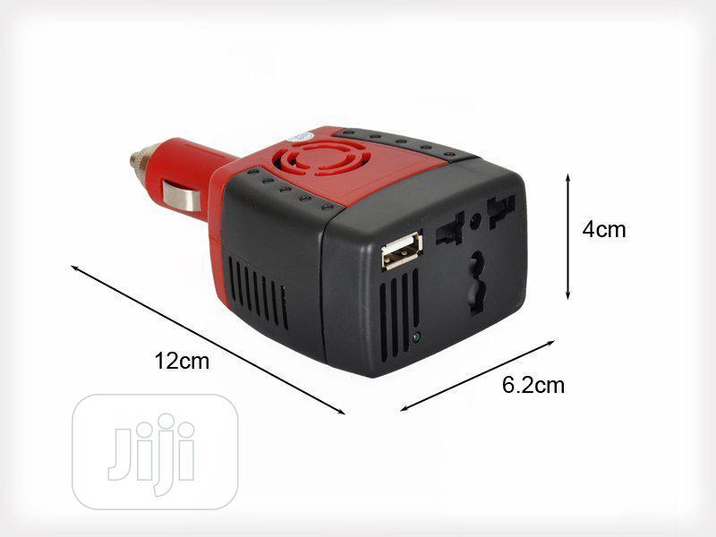 150W Power Direct Car Inverter Plug