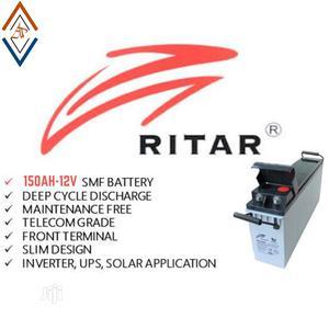 Ritar 12V 150ah AGM Battery   Solar Energy for sale in Lagos State, Oshodi