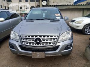 Mercedes-Benz M Class 2011 Gray | Cars for sale in Lagos State, Isolo