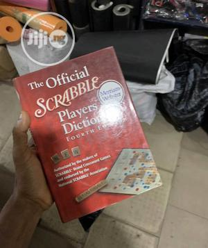 Scrabble Dictionary (4th Edition) | Books & Games for sale in Lagos State, Lekki