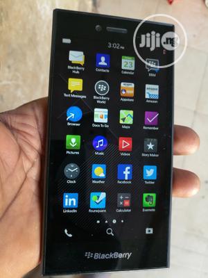 BlackBerry Leap 16 GB Black | Mobile Phones for sale in Lagos State, Ikeja