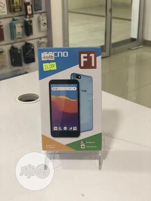 New Tecno F1 8 GB Blue | Mobile Phones for sale in Lagos State, Lekki