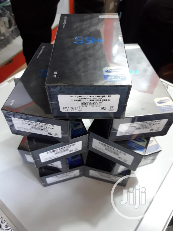 New Samsung Galaxy S9 Plus 64 GB