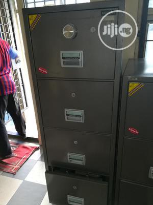 4drawer Bullet /Fireproof Safe | Safetywear & Equipment for sale in Lagos State, Lagos Island (Eko)