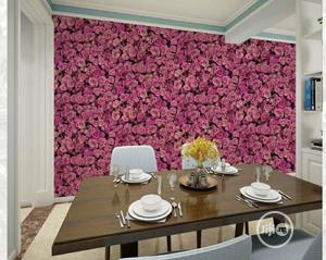 3D Wallpaper (Rose Pink)   Home Accessories for sale in Lagos State, Lekki