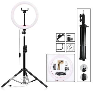 Led Selfie Ring Light With Phone Holder | Accessories for Mobile Phones & Tablets for sale in Lagos State, Lagos Island (Eko)