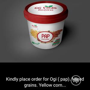 Pap, Ogi, Akamu( Corn, Sorghum, Millet, Ginger, Call For More Info   Meals & Drinks for sale in Lagos State, Alimosho