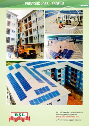 Inverter And Installation   Building & Trades Services for sale in Lagos State, Ojo