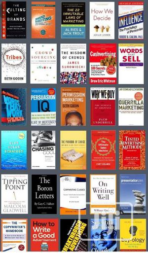 Collection Of Motivational And Self Help Book | Books & Games for sale in Lagos State, Surulere