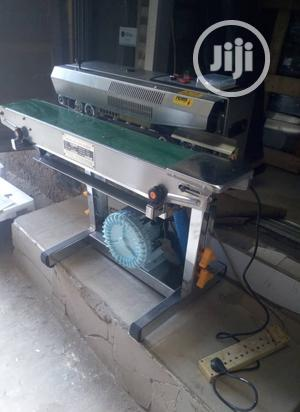 Sealing Machine With Air | Manufacturing Equipment for sale in Lagos State, Ojo
