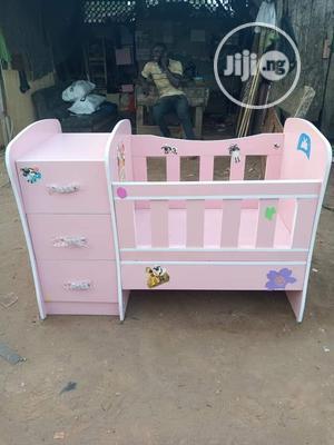 Baby Bed With Baby Wardrobe | Children's Furniture for sale in Ogun State, Ado-Odo/Ota