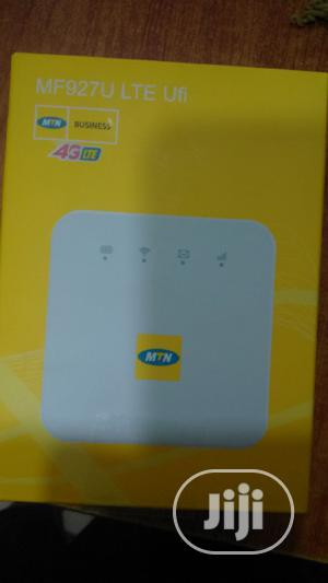 ZTE Mobile Wifi 4g   Networking Products for sale in Lagos State, Ikeja