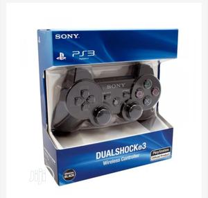 Playstation 3 Dualshock 3 Wireless Controller | Accessories & Supplies for Electronics for sale in Lagos State, Ikeja