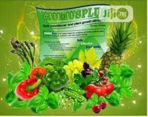 Humusplus 100% Organic Fertilizer 10packs   Feeds, Supplements & Seeds for sale in Lagos State, Ajah