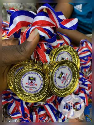 Sports Medal With Print | Arts & Crafts for sale in Lagos State, Lekki