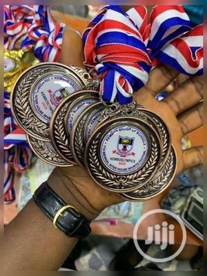 Sports Medal With Print | Arts & Crafts for sale in Lagos State, Isolo